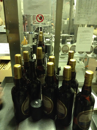 Labeling Bottles